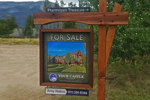 Your Castle Summit Realtor For Sale Sign