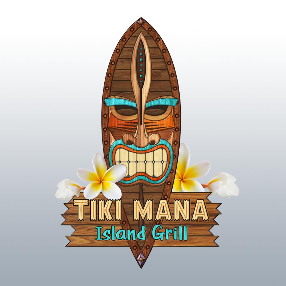 TIKI MANA FINAL Logo