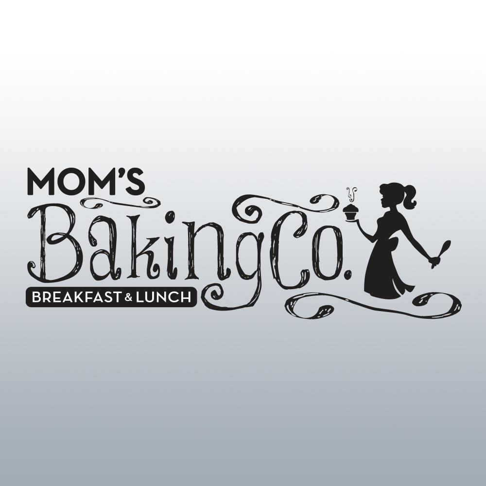 Mom's Baking Company Logo